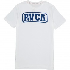 RVCA Suzuki Sign T-Shirt - Antique White