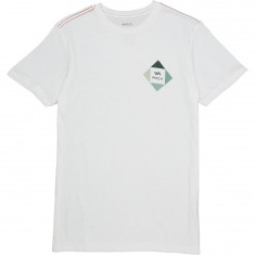 RVCA All The Way 90 T-Shirt - Antique White