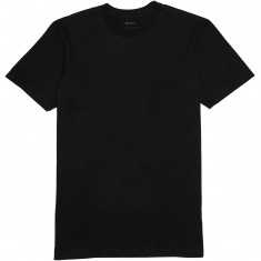 RVCA Embroidered T-Shirt - Black