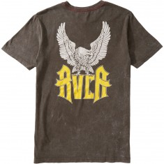 RVCA Wings T-Shirt - Pirate Black