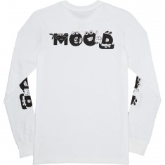 RVCA Mood Long Sleeve T-Shirt - White