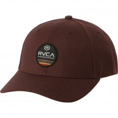 RVCA Machine Snapback Hat - Tawny