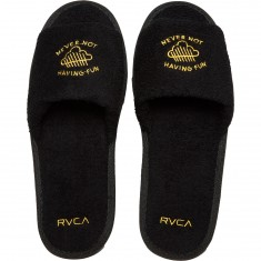 RVCA Espo Hotel Sandal Accessories - Black