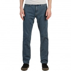 RVCA Daggers Denim Pants - Blue Grey