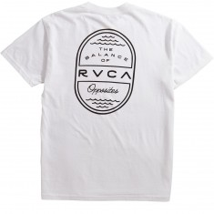 RVCA Sea RVCA Day Shift T-Shirt - White