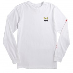 RVCA x Toy Machine T-Shirt - White