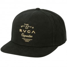 RVCA If Snapback Hat - Black