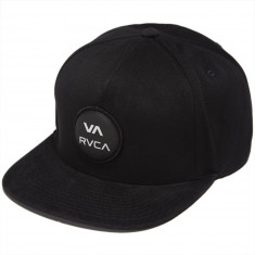 RVCA Neo Patch Hat - Black