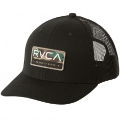 RVCA Reno Trucker Hat - Black