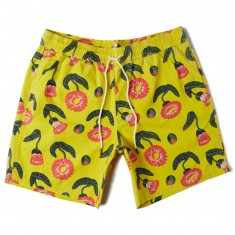 RVCA LP Boardshorts - Yellow