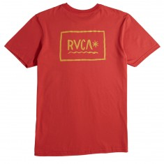 RVCA Squig T-Shirt - Baked Apple