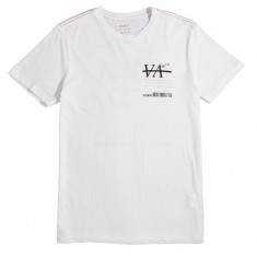 RVCA Displacement T-Shirt - Antique White