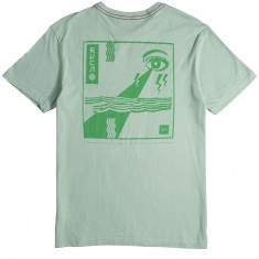 RVCA Eye Sight T-Shirt - Green Haze
