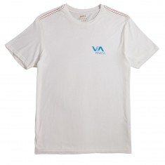RVCA VA Ink T-Shirt - Snow Marle