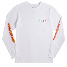 RVCA Hot Rod T-Shirt - White