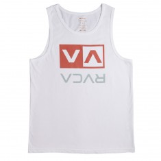 RVCA Flip Box T-Shirt - White