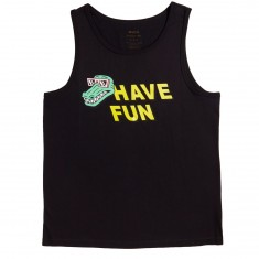RVCA Have Fun Tank Top - Black