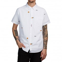 RVCA LP Mix Shirt - White