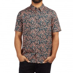 RVCA Barrow Shirt - Terracotta