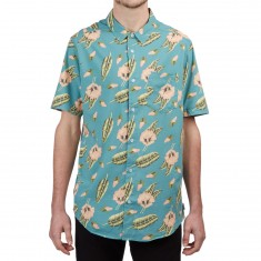RVCA Pelletier Tropic Shirt - Blue