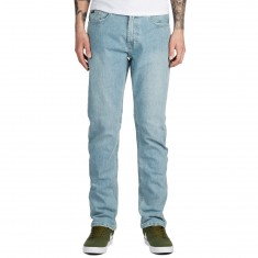 RVCA Daggers Denim Pants - Aged Bleach