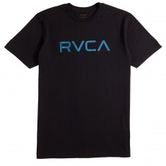 RVCA Big RVCA T-Shirt - Black/Blue