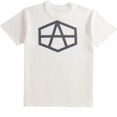 RVCA Reynolds USA T-Shirt - White