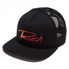 RVCA Skratch Gradient Hat - Black