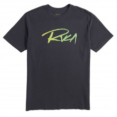 RVCA Skratch T-Shirt - Black