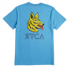 RVCA Big Bite T-Shirt - Lagoon