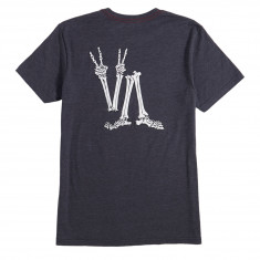 RVCA Bonezy T-Shirt - Black