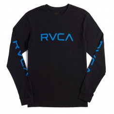 RVCA Big RVA T-Shirt - Black