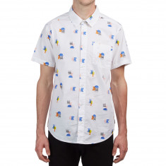 RVCA Margo Shirt - White
