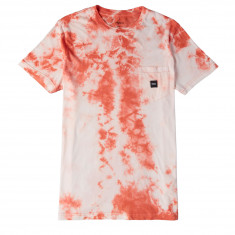 RVCA Destroy T-Shirt - Terracotta