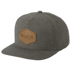 RVCA Commonwealth Deluxe Hat - Charcoal Heather