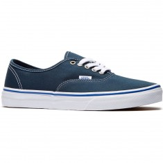Vans Original Authentic Shoes - Midnight/Navy/True White