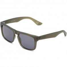 Vans Squared Off Sunglasses - Grape Leaf