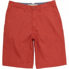 Vans Dewitt Shorts - Tandoori Spice Heather