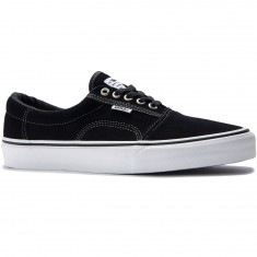 Vans Rowley Solos Shoes - Black/White/Pewter