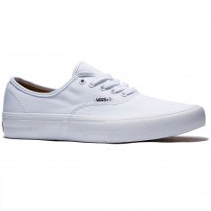 Vans Authentic Pro Shoes - True White/True White