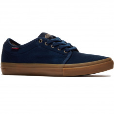 Vans Chukka Low Pro Shoes - Dress Blues/Gum