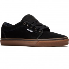 Vans Chukka Low Shoes - Black/Gum
