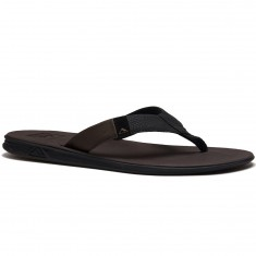 Reef Slammed Rover Sandals - Black/Brown