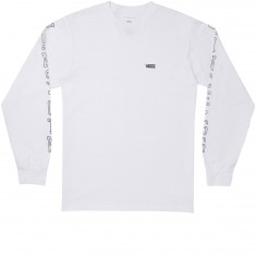 Vans Vans OTW Long Sleeve T-Shirt - White