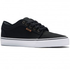 Vans Chukka Low Shoes - Canvas Black/White