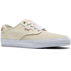 Vans Chima Ferguson Pro Shoes - Two Tone Antique White/Natural