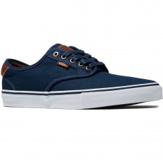 Vans Chima Ferguson Pro Shoes - Brushed Twill Navy