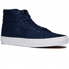 Vans Sk8-Hi Shoes - Dress Blues/True White