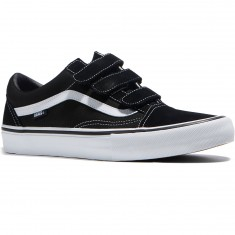 Vans Old Skool Priz Pro Shoes - Black/White