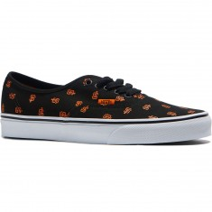Vans Authentic MLB Shoes - San Fransisco/Giants/Black